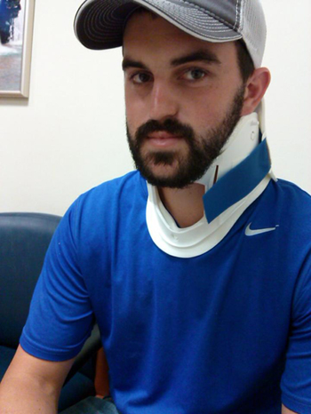 Street View Crash Victim Settles For Paltry Payout The