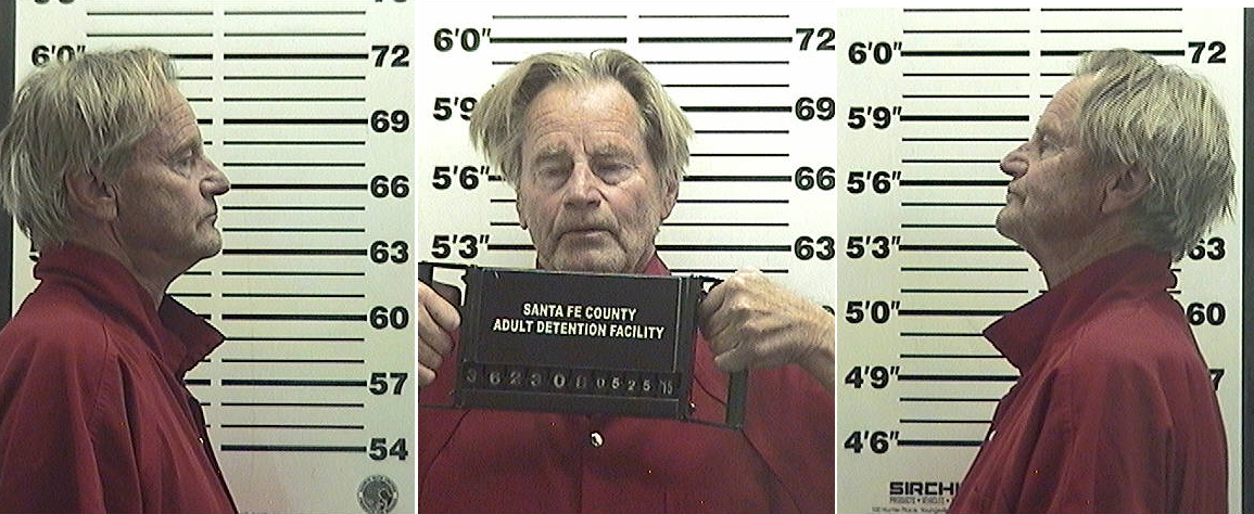 Playwright Sam Shepard Collared By New Mexico Cops On