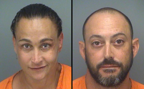 How this couple was arrested after a pasta fight turned violent