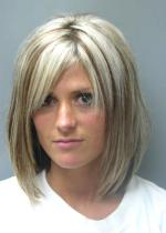 Arrested for DUI.