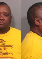Arrested on a fugitive warrant.