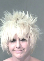 Arrested for aggravated assault.