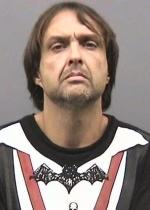 Arrested for drug trafficking, grand theft.
