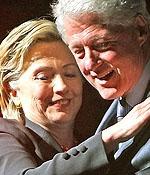 Bill Clinton & Hillary Clinton