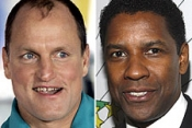 Woody Harrelson & Denzel Washington