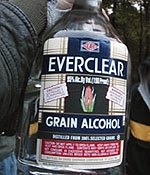 grain alcohol