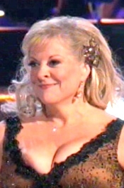 Talented Dancing with stars boob slip join