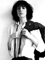 patti smith ghost dance