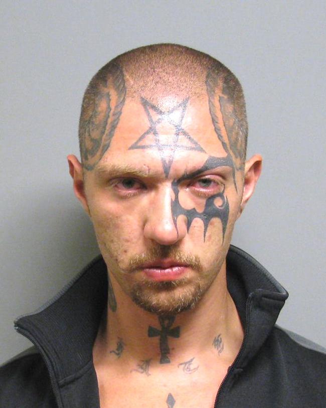 Tattooed tough guy fails to pleasure mea melone - 2 1