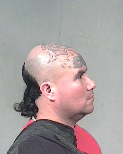 Hair Mug Shot The Smoking Gun