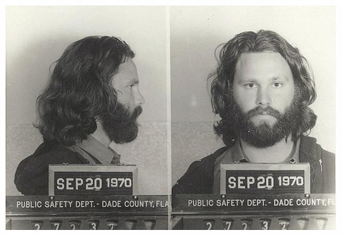 1d8485625d2ab Jim Morrison MUG SHOT