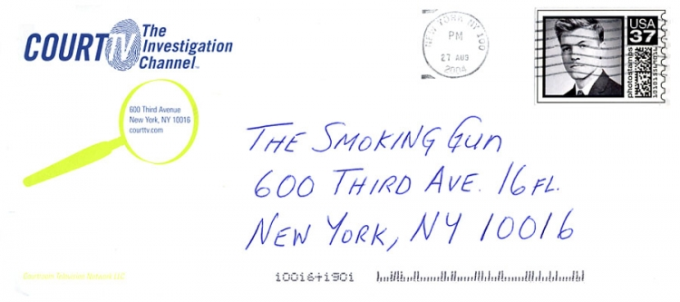 Stamps Of Approval | The Smoking Gun
