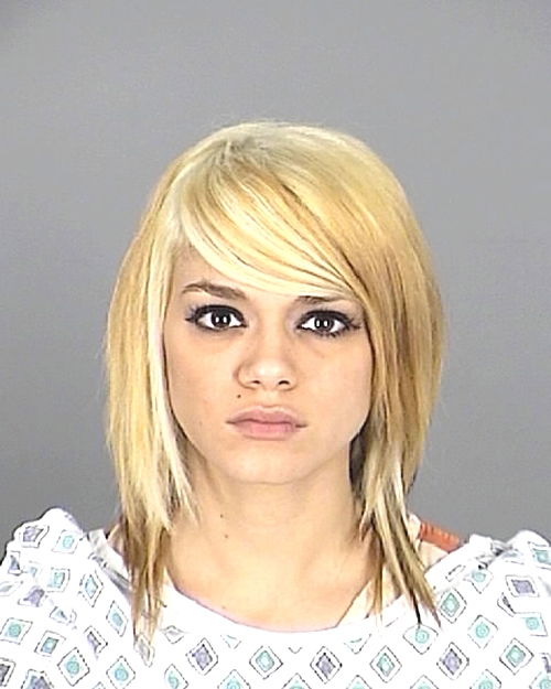 Arrested for probation violations following burglary and theft charges.