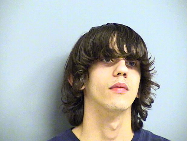 Arrested for pot possession, malicious injury to property, and obstruction of ju