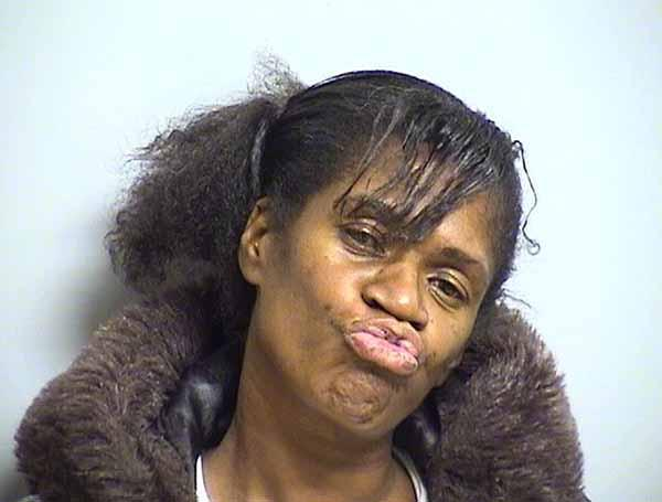 Arrested for violating a protective order, public intoxication.