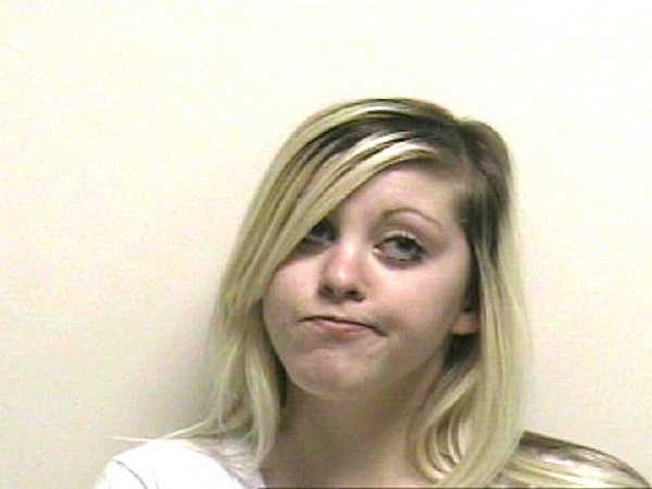 Arrested for possession of methamphetamine, obstruction of justice.