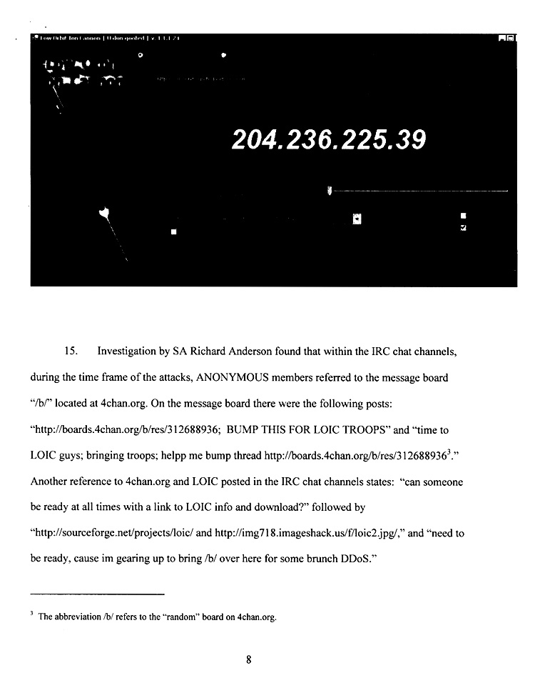 FBI Targets 12 In Koch Industries Online Assault | The