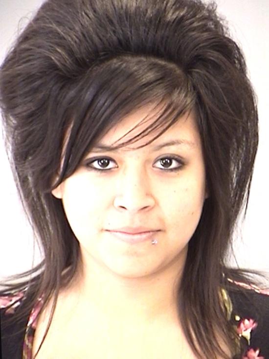 Arrested for criminal trespass.