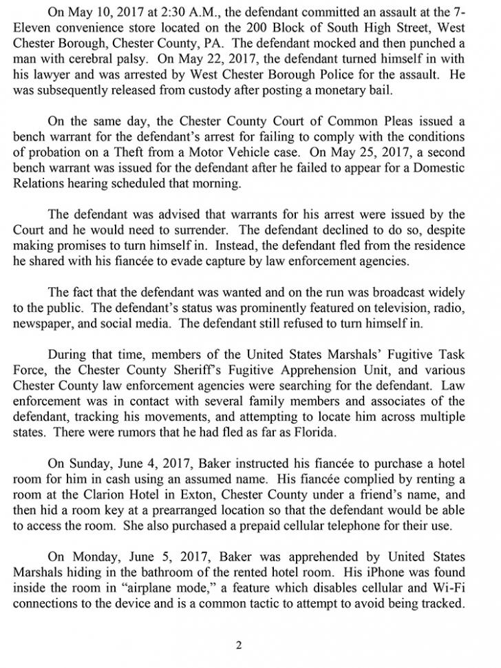 Gigantic Asshole Convicted For Vile Assault | The Smoking Gun