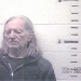 Willie Nelson Mug Shot
