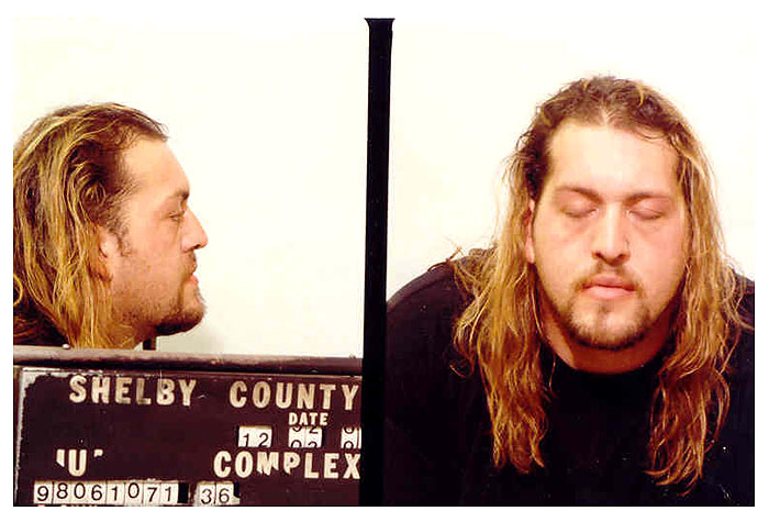 The Big Show Mug Shot The Smoking Gun
