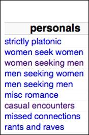 free adult ads casual encounter  craigslist Victoria