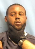 Arrested for assault on a family member.