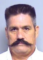 Arrested for DUI, driving under suspension.