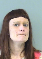 Arrested for speeding, driving with an unrestrained child (under four years old)