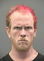 Arrested for soliciting without a permit.
