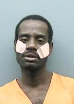 Arrested for aggravated battery with a deadly weapon (broken bottle).