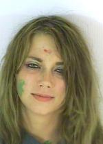 Arrested for public drunkenness, obstruction.