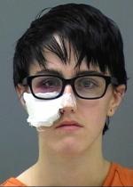 Arrested for homicide.
