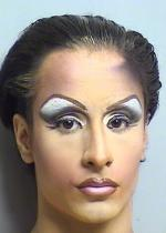 Arrested for driving with a suspended license.