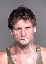 Arrested for shoplifting, assault, and criminal damage.