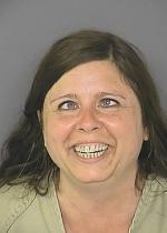 Arrested for reckless endangerment, property damage.
