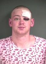 Arrested for escape, assault on an officer, and resisting arrest.