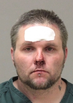 Arrested for domestic violence, retail fraud.