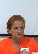 Arrested for violation of a protective order, public drunkenness.