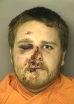 Arrested for drug possession, escape.