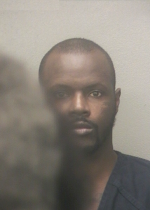 Jailed on a hold from the United States Marshals Service.