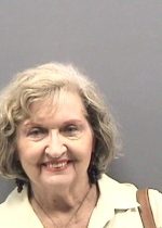 Arrested for leaving the scene of a crash with property damage, driving with an