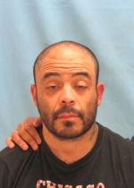 Arrested for possession of a firearm, theft, and possession of a controlled subs