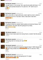 Rachel Jeantel Tweets