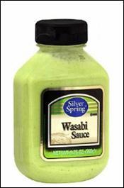 Wasabi sauce