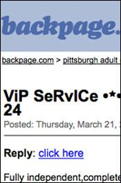 Backpage Sex