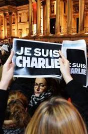 Je Suis Charlie rally