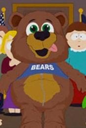 South Park bear