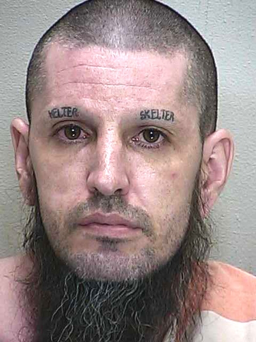 Arrested for a probation violation following a cocaine possession conviction.