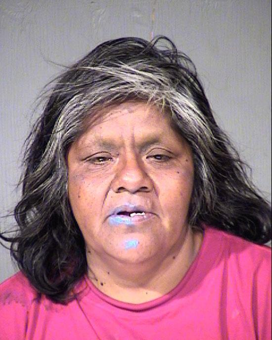 Arrested for consuming liquor in public.